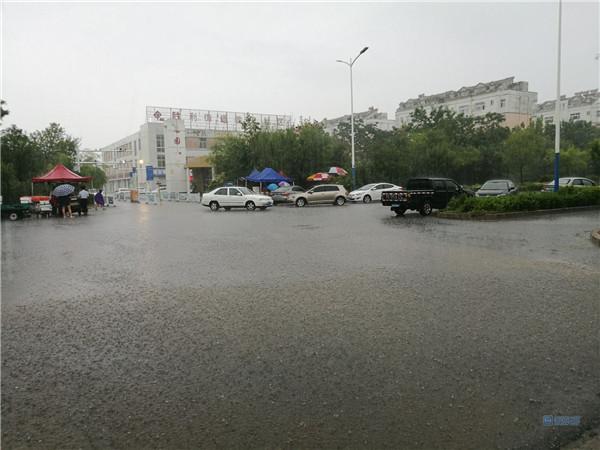 """大范围暴雨连续发货,今天咱还得合唱""""雨一直下"""""""