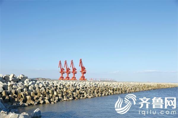 威海南海新港