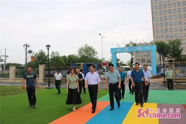 东营区组织开展新建学校、幼儿园启用情况调研工作