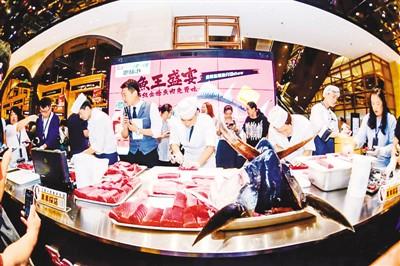 """城市购物节:""""青岛购物""""新品牌"""