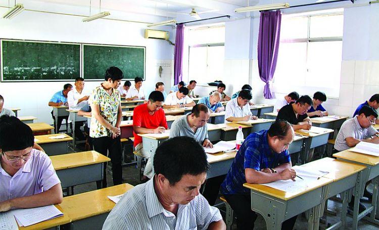 莱城区773名干部参加党纪法规和德廉知识考试