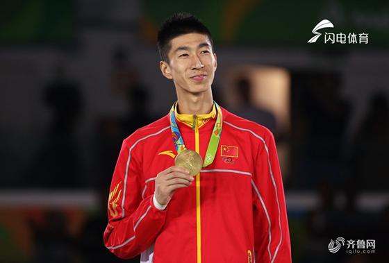亚运中国代表团旗手公布奥运金牌赵帅首获殊荣