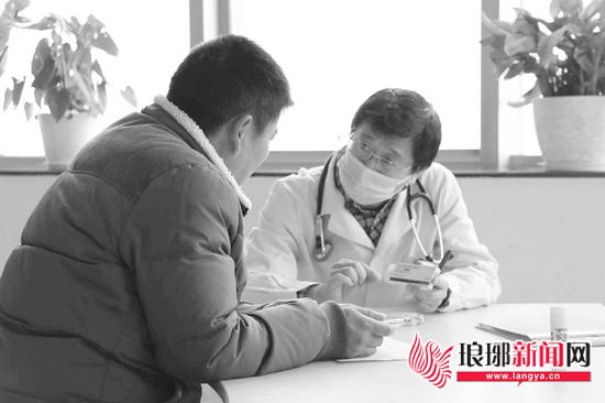 """临沂欧知宏:传承医学世家家训""""做一名好医生"""""""