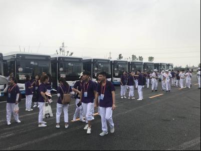 重磅亮相!雷丁秦星新能源客车全面助力陕西省运会顺利召开748