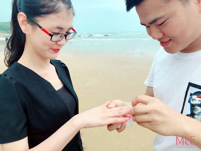 """放大招!MLE打造世界上唯一""""钻石海滩"""",七夕对情侣免费开放!"""