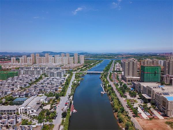 威海南海新区以教育国际化推动城市国际化