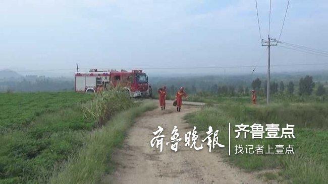 莱芜一患病妇女被反锁家中,消防官兵破窗救援