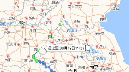 东营、潍坊、济宁等6市遭受台风灾害