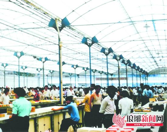 从临沂商城看改革开放40年|虽是外地人已成新临商