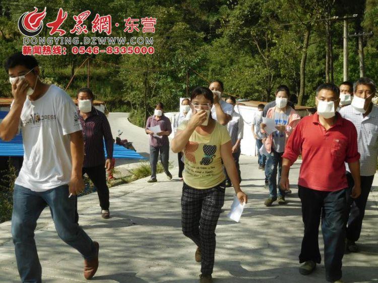 胜利西南分公司组织开展企地联合防硫应急演练