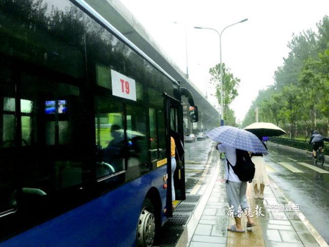 """""""大招""""频出,济南""""专车定制""""能否拉乘客重回公交"""