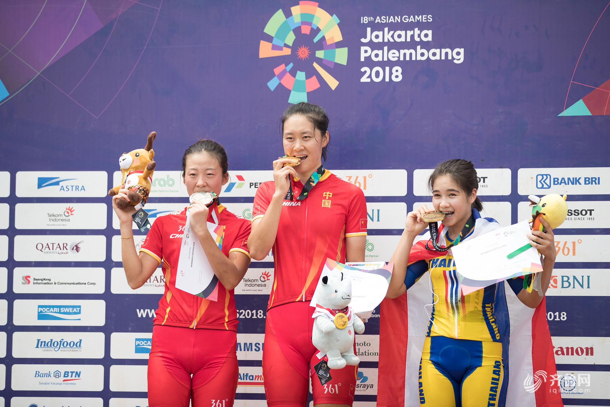 2018雅加达亚运会男子50米步枪三姿决赛 惠子程夺冠