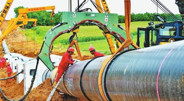 中俄东线济宁支线天然气管道年内开工