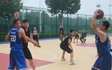 百县篮球聊城赛区开赛