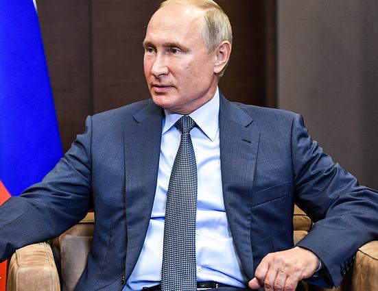 普京:美反导系统现身俄边境 俄必须做出回应