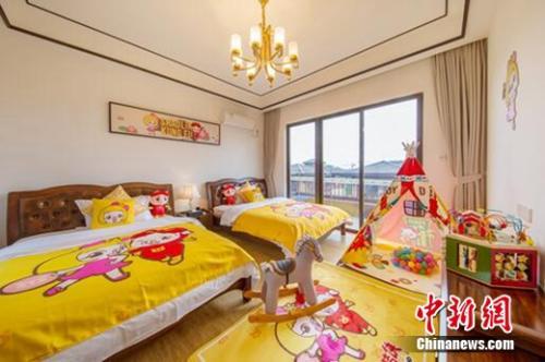 单酒店日销售亲子房3000间 酷芽引爆暑期亲子房市场