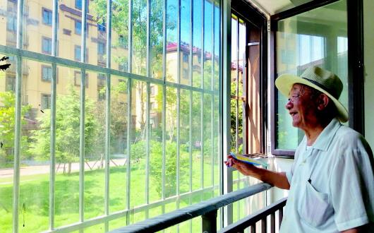 山东:盼了七年 青岛李沧区于家下河社区居民终迎来新居