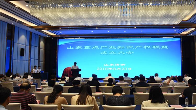 业界泰斗吴汉东教授济南纵论知识产权:中国要从第三方阵走到第一方阵