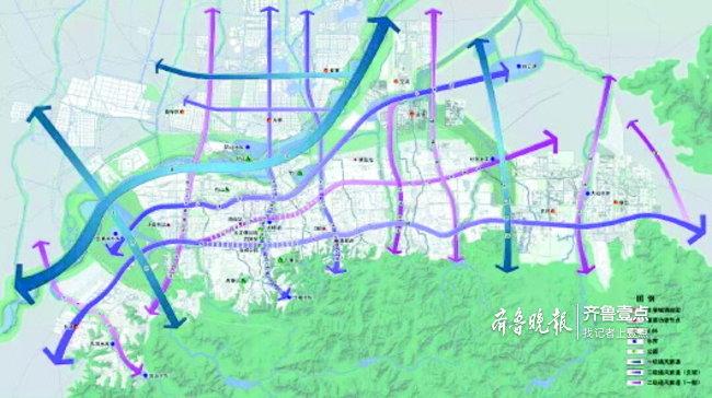 构建通风廊道缓解环境雾霾,济南市向各界征求意见
