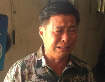 直击青州救灾|这位村主任连续6天奋战救灾一线 自家企业被洪水侵袭