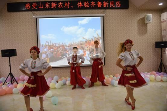 """乌克兰""""和平之声""""国际儿童协会夏令营活动圆满落幕"""