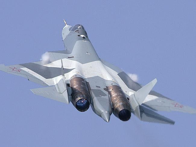 俄苏-57战机将装配人工智能 更像第六代无人机