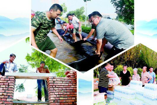 山东4个督导组分赴潍坊东营济宁菏泽 全力抢险救灾