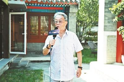 85岁王蒙:健身,追剧,写爱情小说