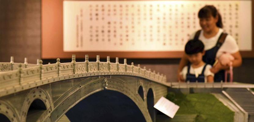 走近赵州桥 感知古建魅力