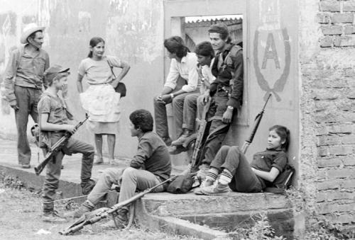 美国曾将萨尔瓦多推向疯狂内战