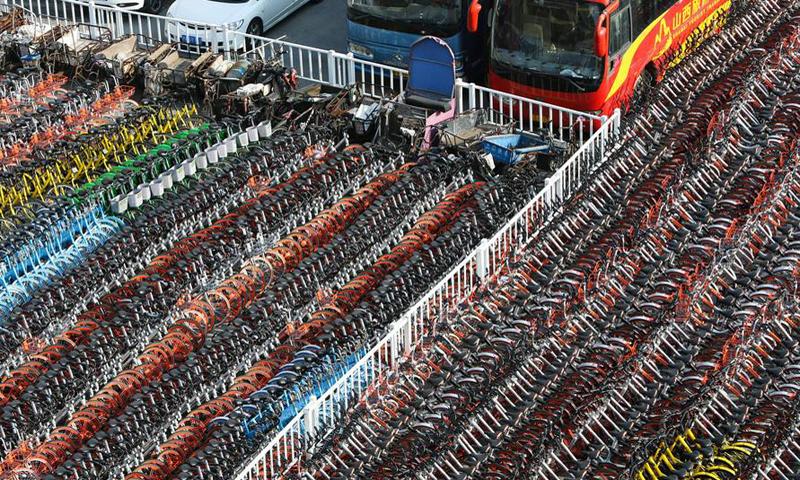 共享单车订单萎缩 供应商中报净利滑坡