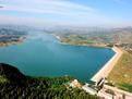 减轻水库下游防洪压力 淄博太河、田庄、石马三座水库提闸泄洪