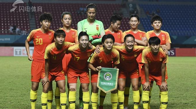 亚运-王珊珊建功 女足1-0中国台北20年后再进决赛