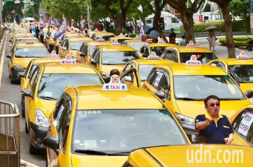自杀累死频发 台湾团体号召8万出租车司机上街