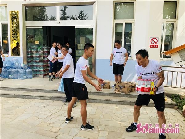 潍坊慈善总会已接收各界捐款捐物17944.2万元
