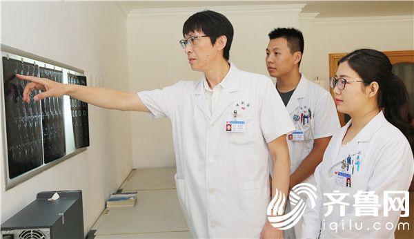 沟通可取信任而能共担当 专访毓璜顶医院创伤神经外科主任陈鸿光