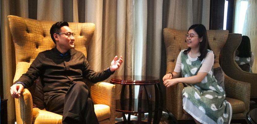 专访孔子第79代嫡长孙孔垂长:高情商的孔子是与时俱进的
