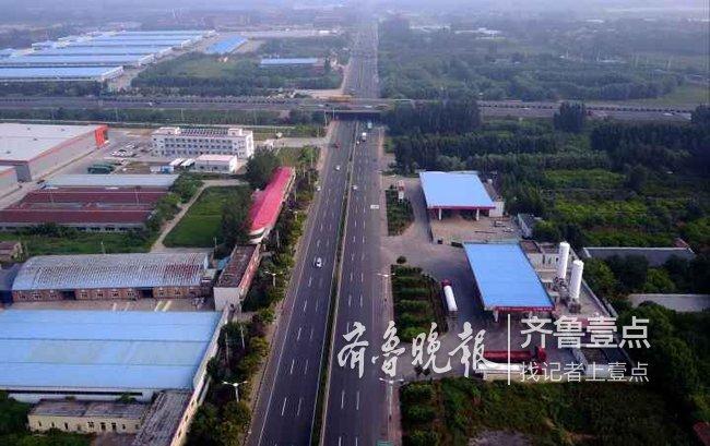 济南先行区的明星,看看崔寨最后的乡村图像