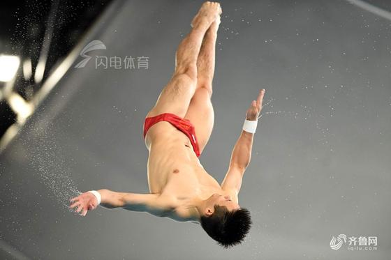 中国跳水多牛你根本想不到 包揽12届亚运全部80金