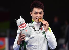 我们是亚运会冠军