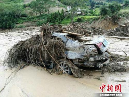云南麻栗坡洪涝灾害致5死 国家Ⅳ级救灾应急响应启动