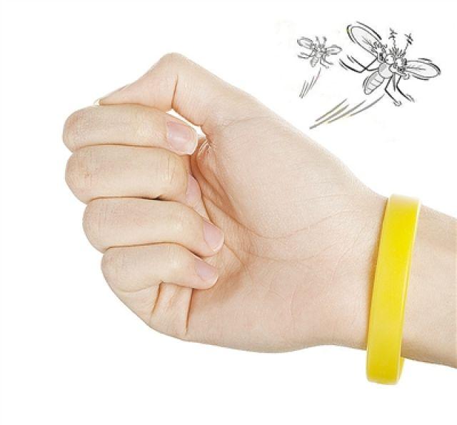 想靠手环驱蚊?若买到不合格产品可能换来一身包