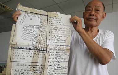 滨州83岁老人自学英语18年 坚持讲学12年至今不停歇