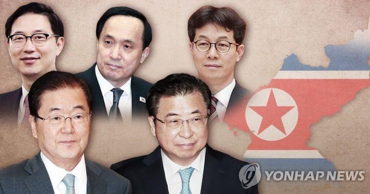 韩国特使团明早将访朝 韩朝首脑会晤日称及无核化问题受瞩目