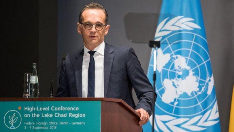 德国外长宣布为非洲乍得湖地区提供1亿欧元人道主义援助