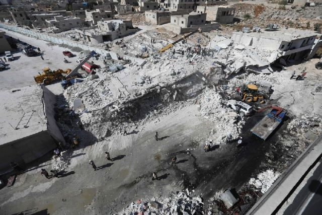密集磋商 俄伊聚焦叙利亚战事