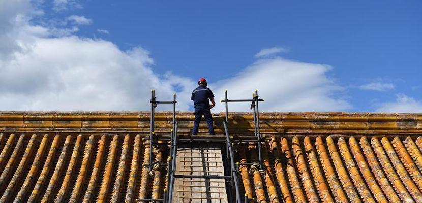 故宫养心殿研究性保护项目正式进入修缮阶段