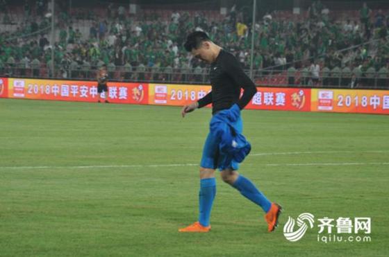王大雷因伤退出本期国家队 鲁能14人入各级集训队