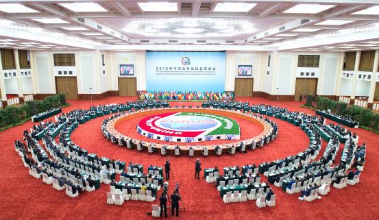 Image result for 俄罗斯《星火》周刊:   中国是非洲头号朋友 实现西方做不到的壮举