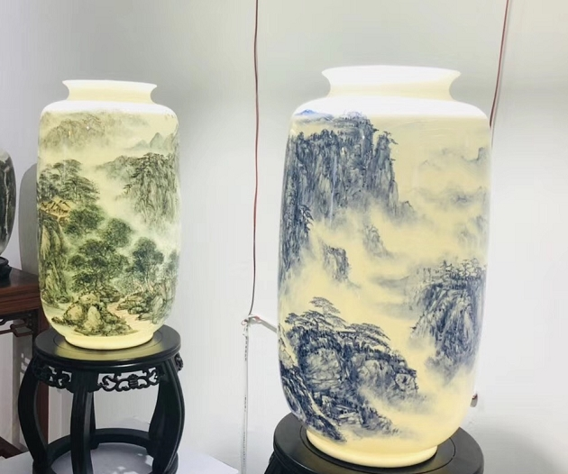 直播:2018年淄博陶博会开幕 尽享流光溢彩